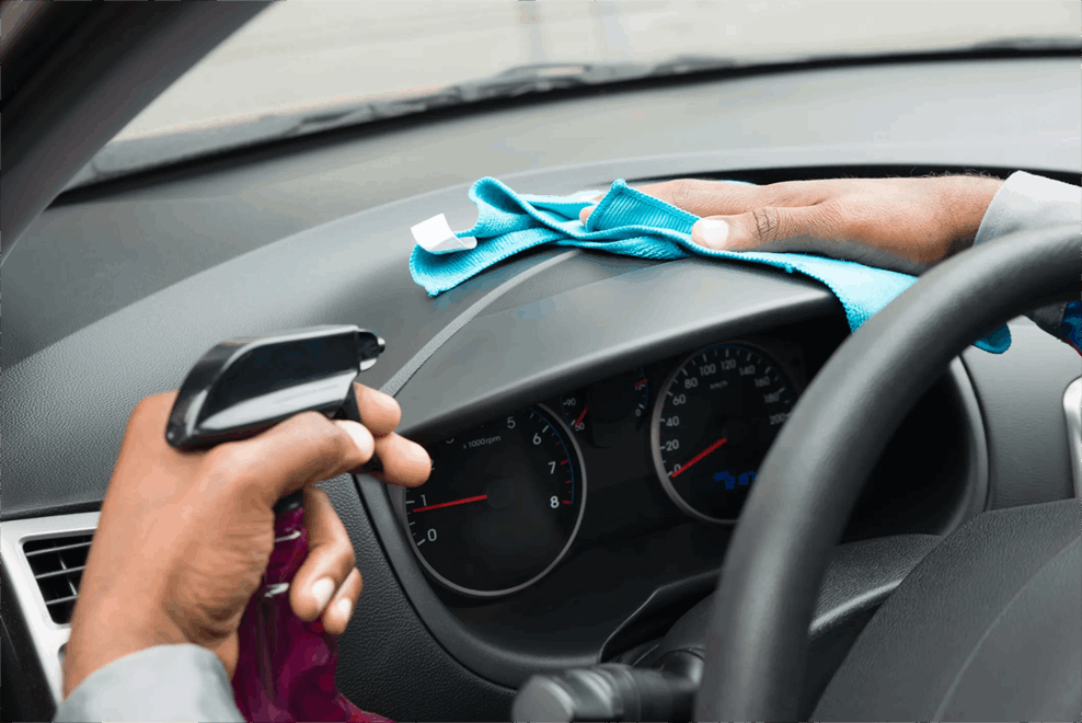 Mobile Car Interior Cleaning sydney